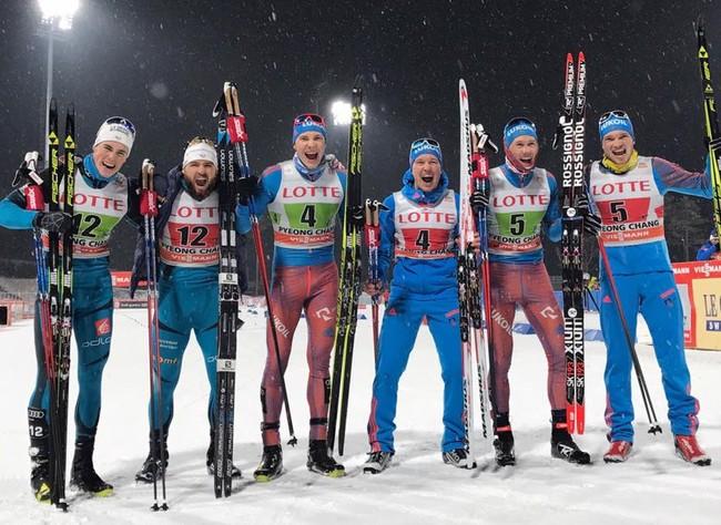 Состав россии лыжные гонки кубок мира