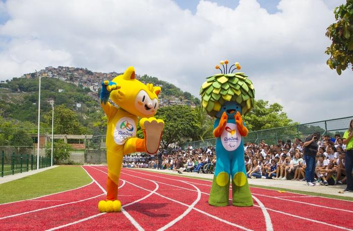 Игру Олимпиские Игры