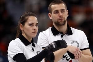 Крушельницкий и Брызгалова официально лишены олимпийской медали