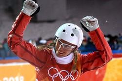 Белорусская фристайлистка Гуськова выиграла золото Олимпиады-2018 в акробатике