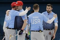 Мужская Сборная США по керлингу завоевала золотые медали Олимпиады-2018