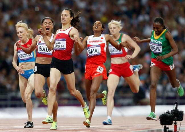 Лондон 2012 олимпийские игры легкая атлетика