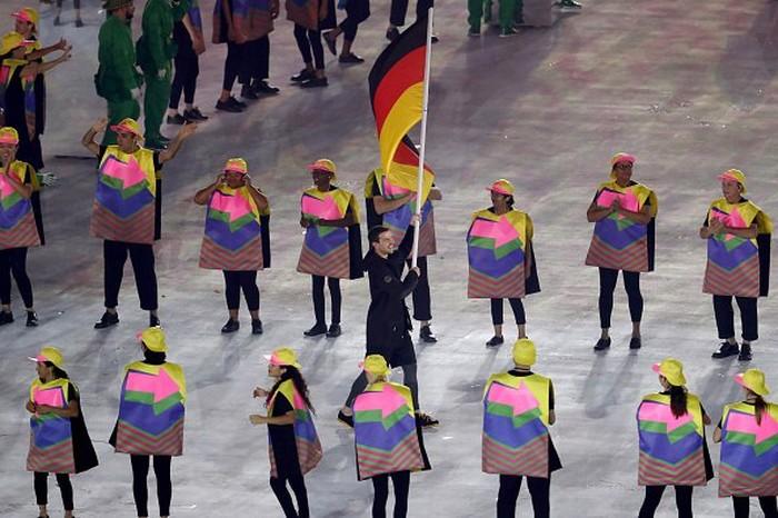 Олимпийские игры 2016 страны участники