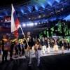 Рио-2016. Церемония открытия XXXI летних Олимпийских игр. Выход сборной России