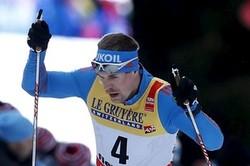 Россиянин Сергей Устюгов выиграл спринт на этапе Кубка мира по лыжным гонкам в Давосе