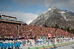 Пять главных интриг пятого этапа Кубка мира по биатлону в Рупольдинге