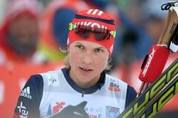 Российская лыжница Наталья Матвеева выиграла спринт на этапе Кубка мира в Тоблахе