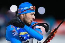 Антон Шипулин выиграл индивидуальную гонку на этапе Кубка Мира в Антхольце