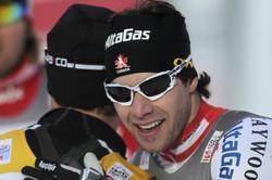 Канадский лыжник Харви выиграл гонку на 15км на этапе КМ в Ульрисехамне, Седов— 9-ый