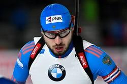 Антон Шипулин— бронзовый призер масс-старта на этапе Кубка мира по биатлону в Антхольце
