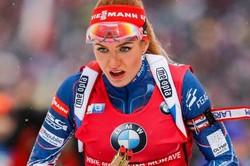 Чешка Коукалова выиграла спринт на чемпионате мира в Хохфильцене, Услугина— 15-ая