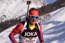 Американец Бэйли выиграл индивидуальную гонку на чемпионате мира, Шипулин— седьмой