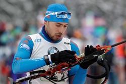 Российские биатлонисты— победители эстафеты на чемпионате мира в Хохфильцене