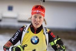 Немка Дальмайер выиграла гонку преследования на этапе КМ в Пхёнчхане, Старых— 20-ая