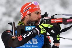 Немец Пайффер выиграл гонку преследования на этапе КМ в Контиолахти, Шипулин— десятый
