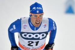 Итальянец Пеллегрино и шведка Фальк выиграли спринты на этапе КМ по лыжным гонкам в Дрездене