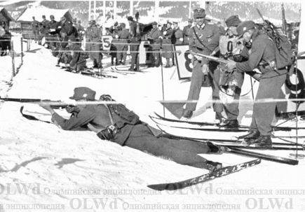Разновидность лыжного спорта которая появилась в 1957