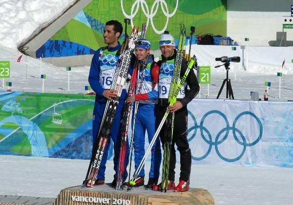 Sochi 2014 - mens 50 km mass start