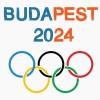 Будапешт 2024: логотип города-кандидата