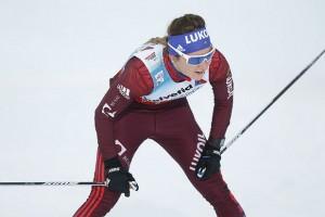Лыжницы Республики Коми во главе с Белоруковой выиграли эстафету на чемпионате России 2019.