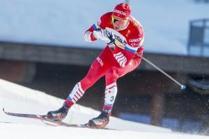 Лыжники Большунов и Парфёнов — чемпионы России 2019 года в командном спринте свободным стилем.