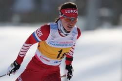 Лыжница Алиса Жамбалова — чемпионка России в масс-старте на 30 км классическим стилем.