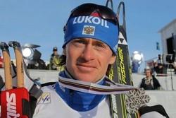 Лыжник Максим Вылегжанин выиграл марафон на чемпионате России 2019.
