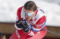 Лыжник Андрей Мельниченко — чемпион России в индивидуальной гонке на 15 км свободным стилем.