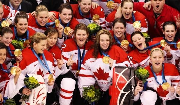 Ванкувер 2010 - Хоккей на льду - женщины